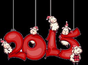 happy new year 2015 glückliches neues Jahr 2015