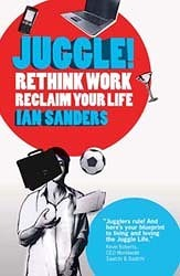 Juggling your life successfully - some tips from coach & speaker Ian Sanders